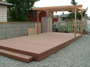 backyard covered deck ideas