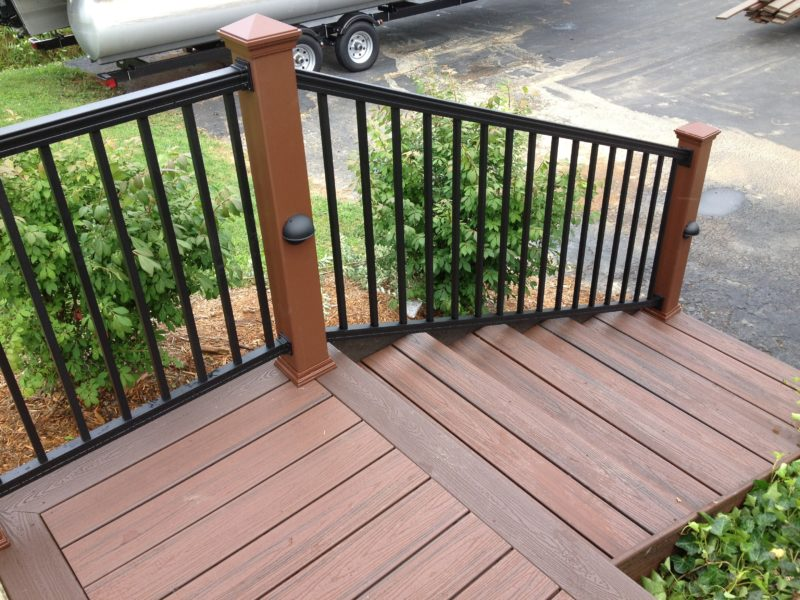 unique deck skirting ideas