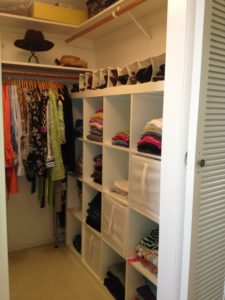 small walk in closet ideas pictures