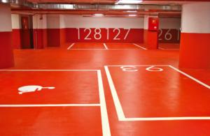 Epoxy Quartz flooring