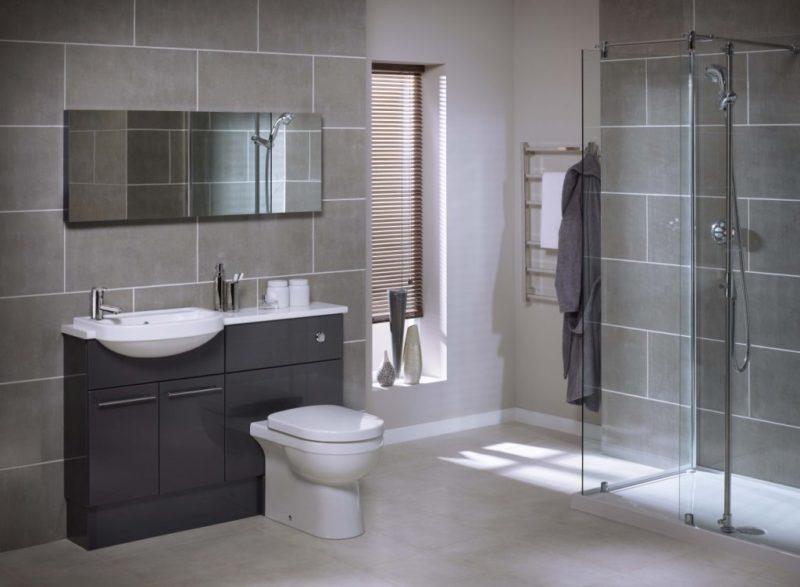 blue grey bathroom ideas