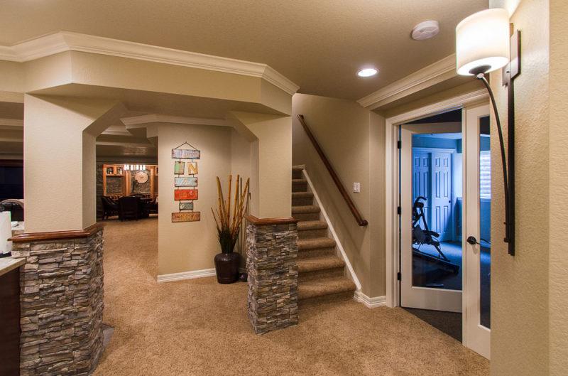 small basement suite ideas
