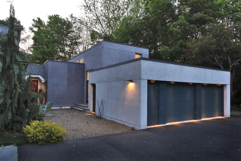 garage lighting ideas exterior