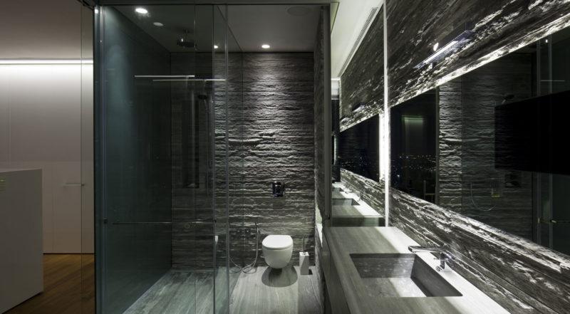 grey and bathroom ideas