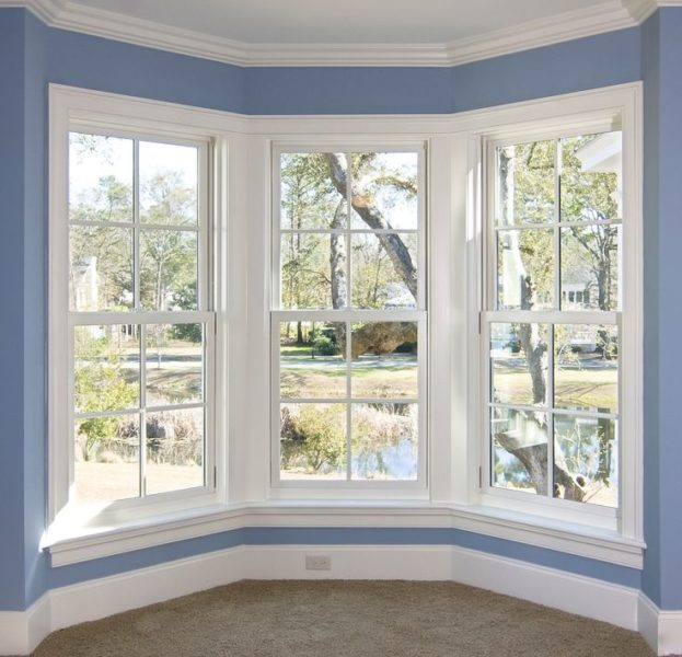 modern interior window trim ideas