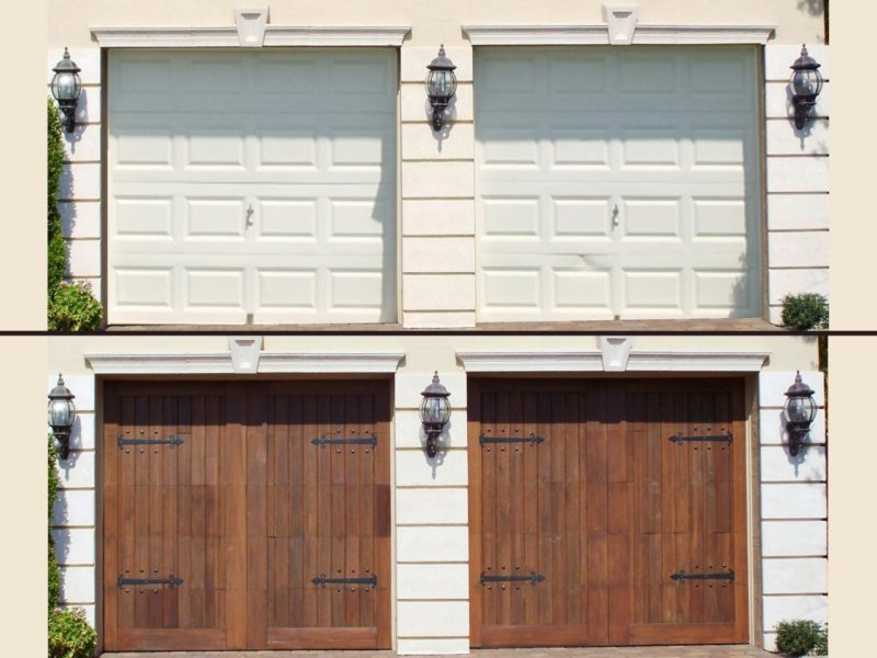 15 Best Garage Paint Ideas to Makeover Your Old Garage on Garage Door Painting Ideas  id=42370