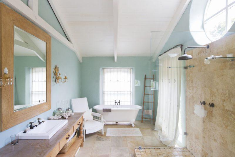 grey mosaic bathroom ideas