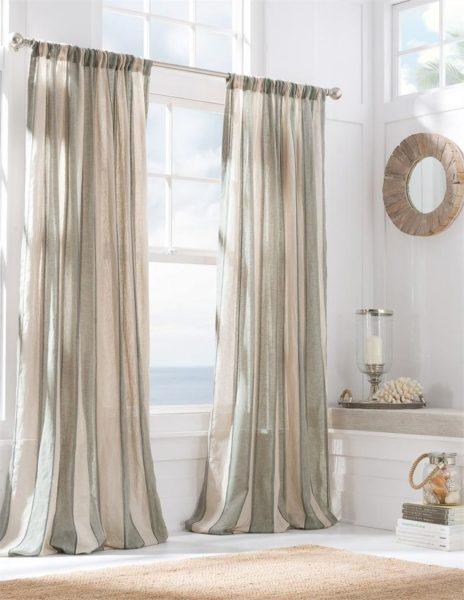 easy shower curtain ideas