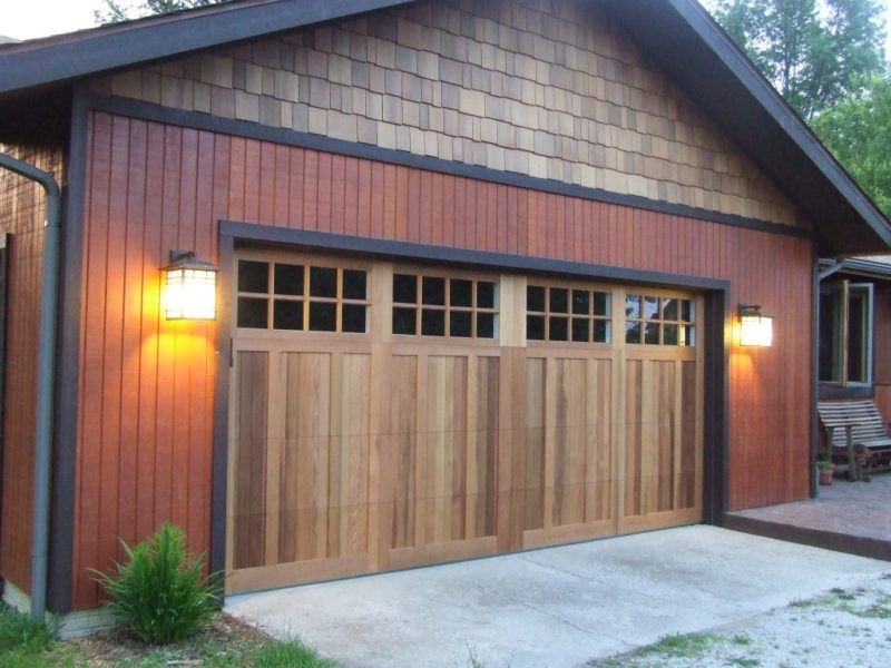 garage ceiling lighting ideas