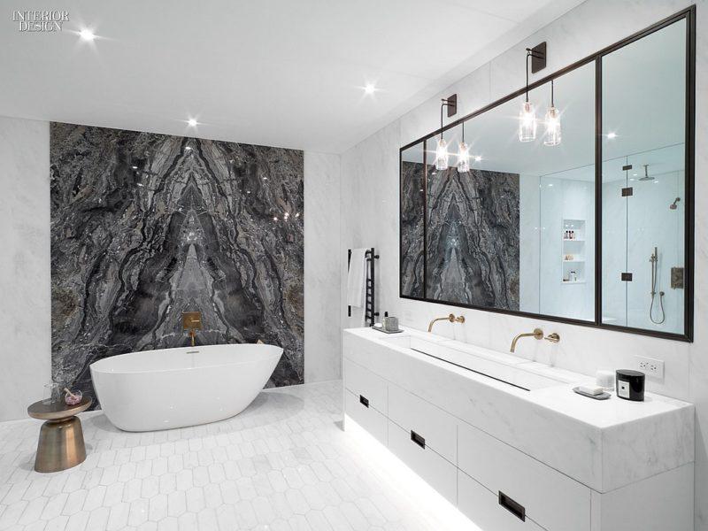 yellow grey bathroom ideas