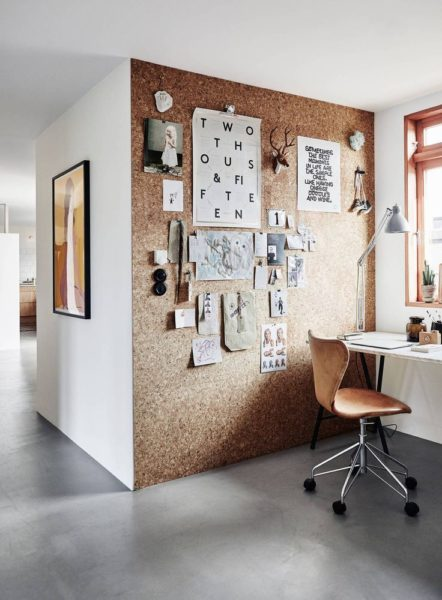cork board ideas diy