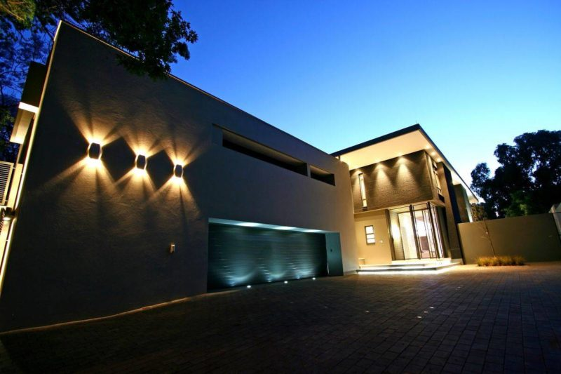 residential garage lighting ideas