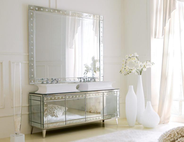 hgtv bathroom mirror ideas