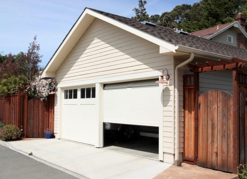 interior garage wall ideas