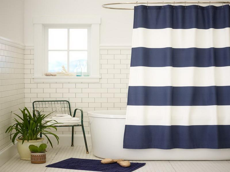 shower curtain ideas, photo, design and remodel