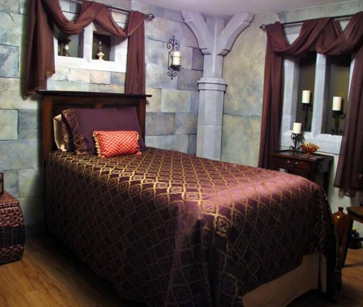 steampunk bedroom pinterest