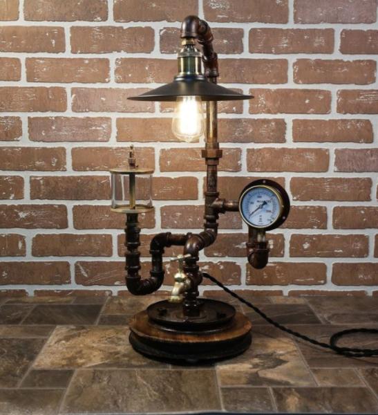 steampunk diy bedroom