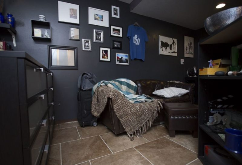 Male Living Space