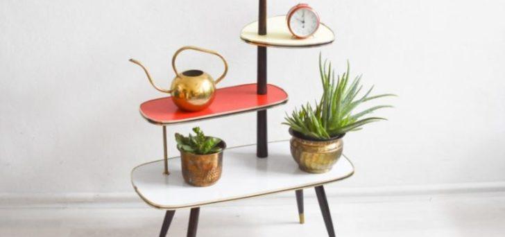 Mid Century Modern Planter Ideas: Home Decorating Ideas
