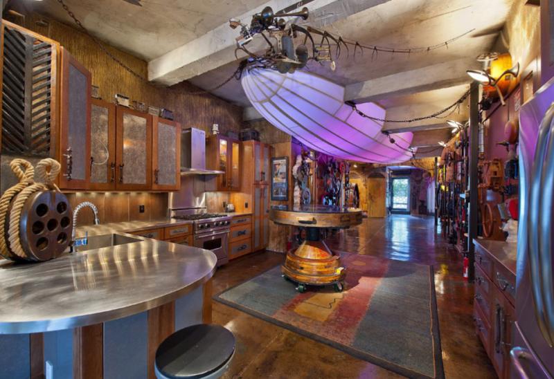 steampunk home decor pinterest
