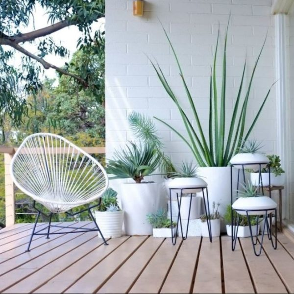 2 plant stand